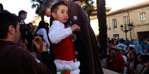 Bautizo del Cigarrón (Tarde del sábado de Carnaval)