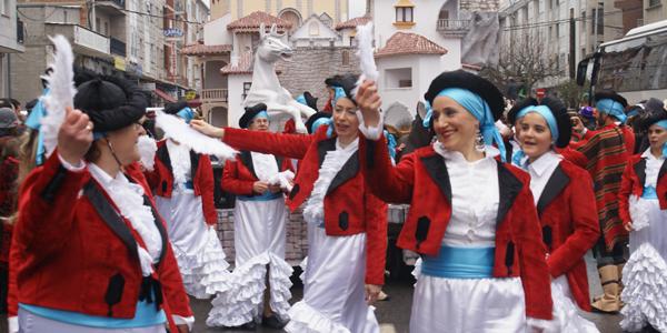 Domingo «Gordo» de Carnaval 2020